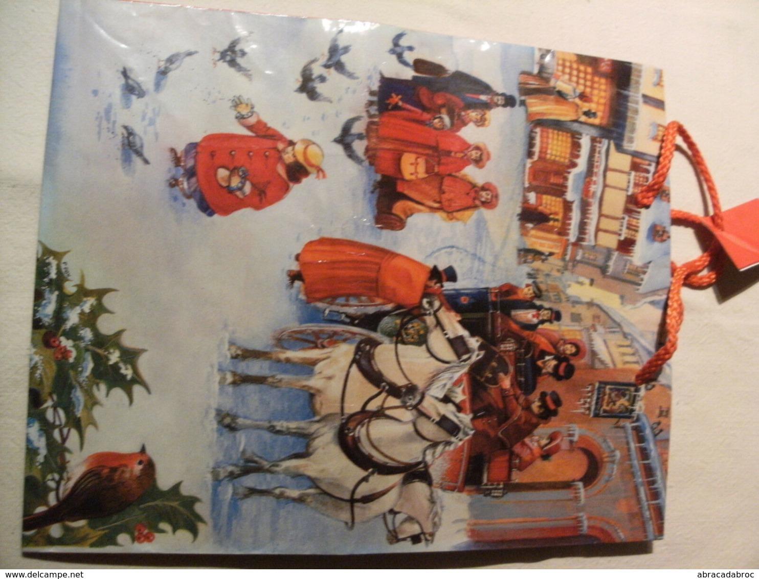 Sac De Presentation Cadeaux Pour Les Fetes - Kerstversiering