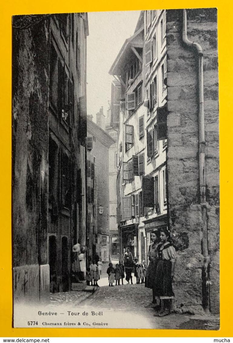 9094 - Genève Tour De Boël - GE Ginevra