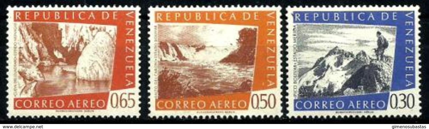 Venezuela A-685A/6A En Nuevo - Venezuela
