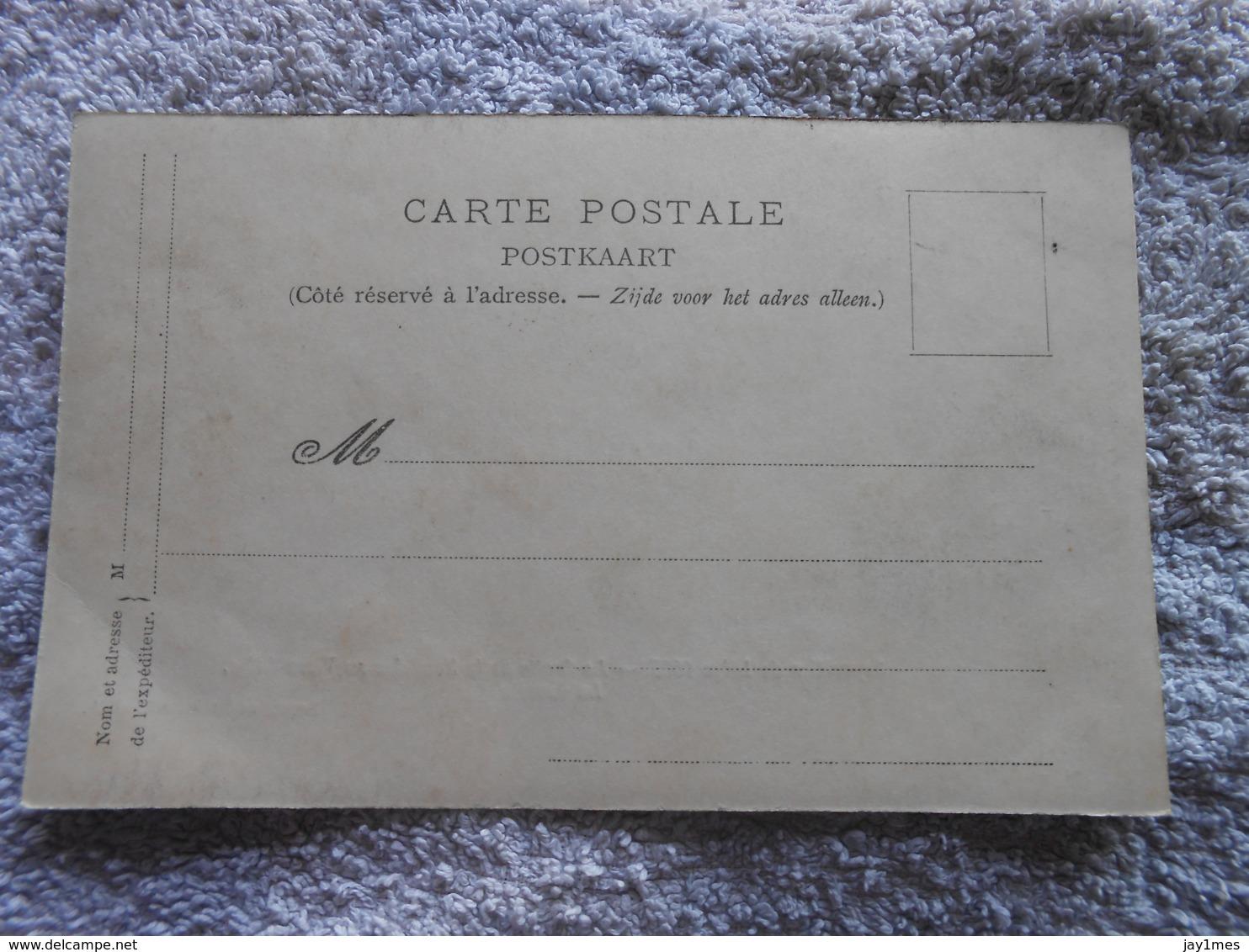 2 Cpa Expo Liege 1905 Grotte De La Houillere Au Vieux Liege Buvette - Liege