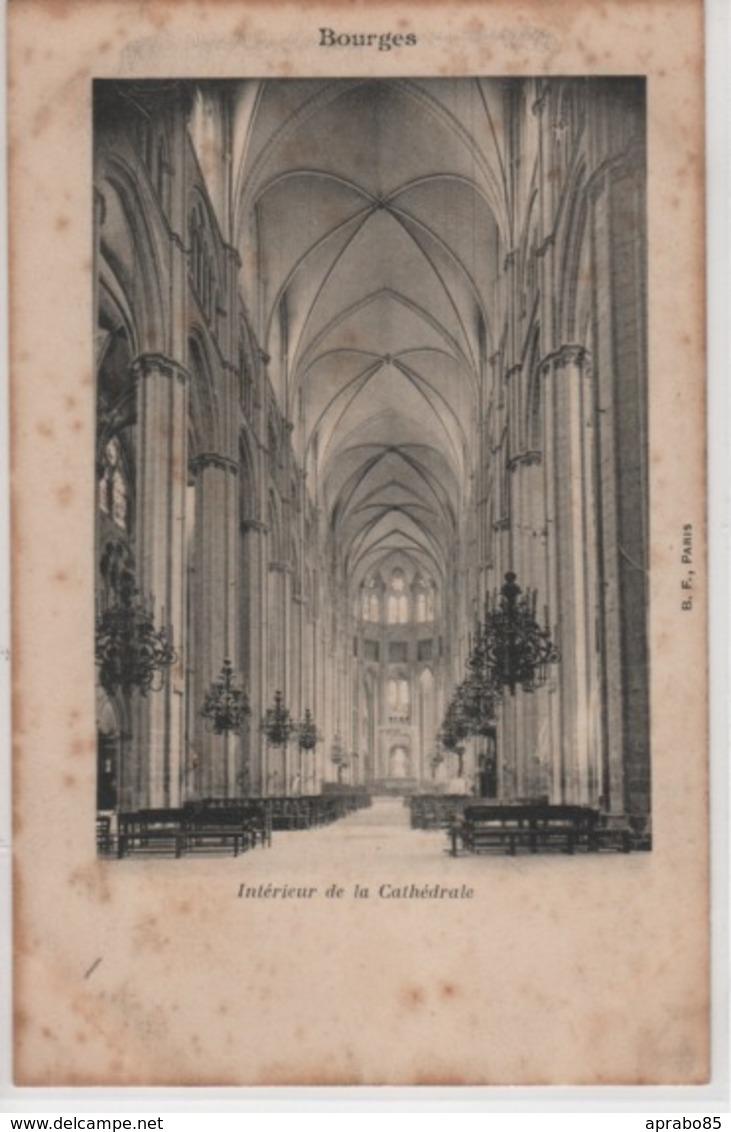 N°Intérieur De La Cathédrale - Bourges