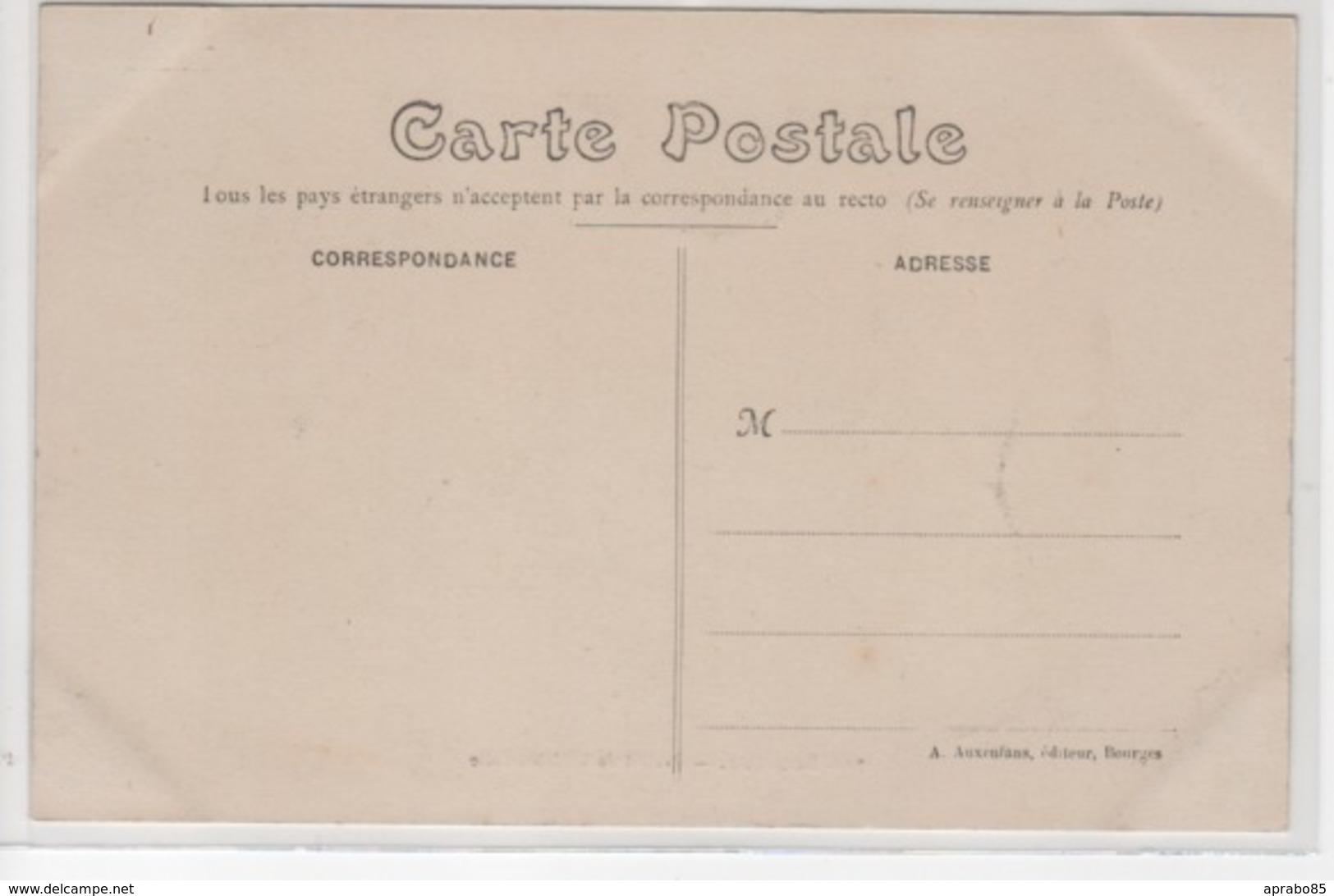 N°711 Portail De La Cathédrale - Bourges