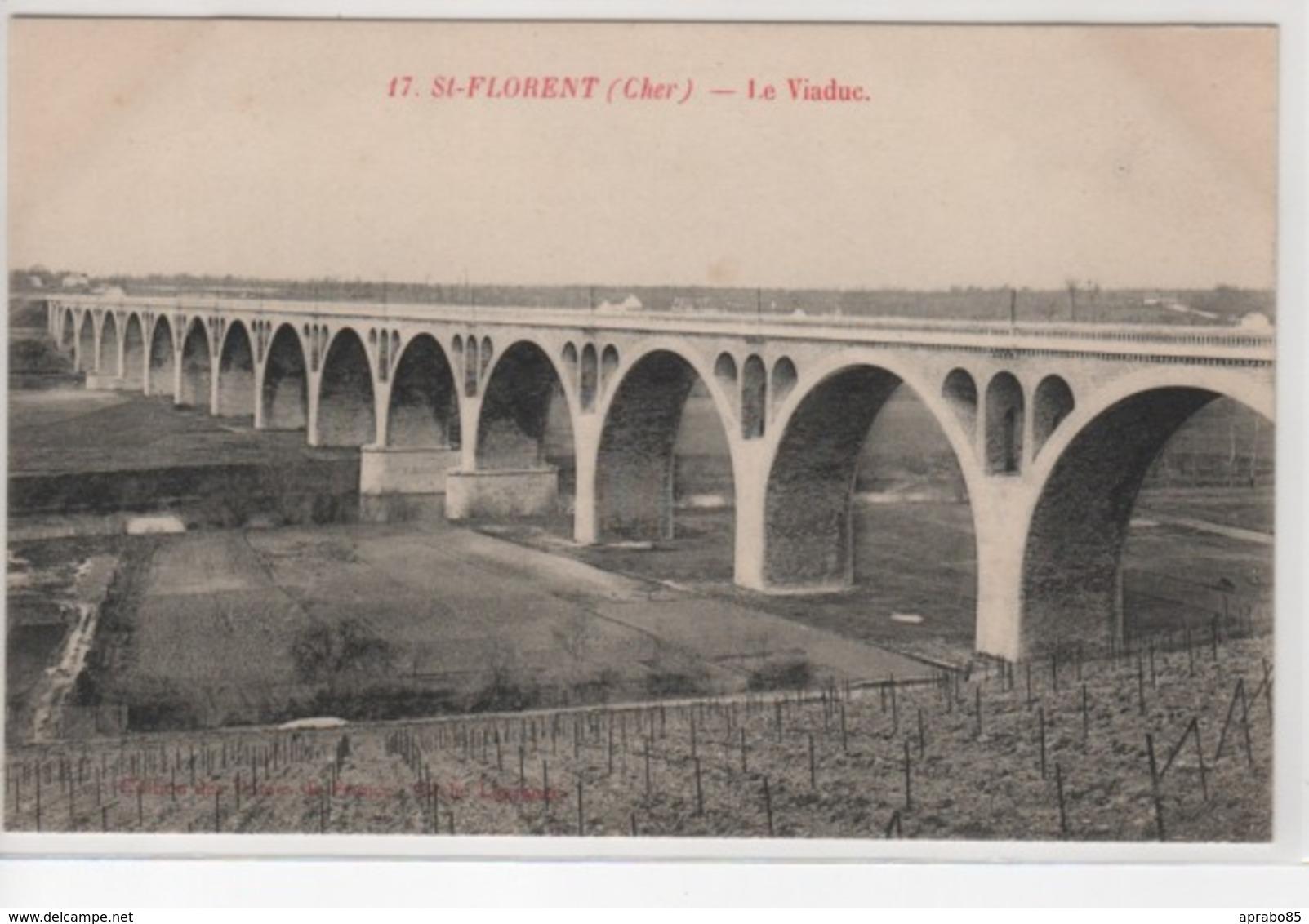 N°17 Le Viaduc - Saint-Florent-sur-Cher