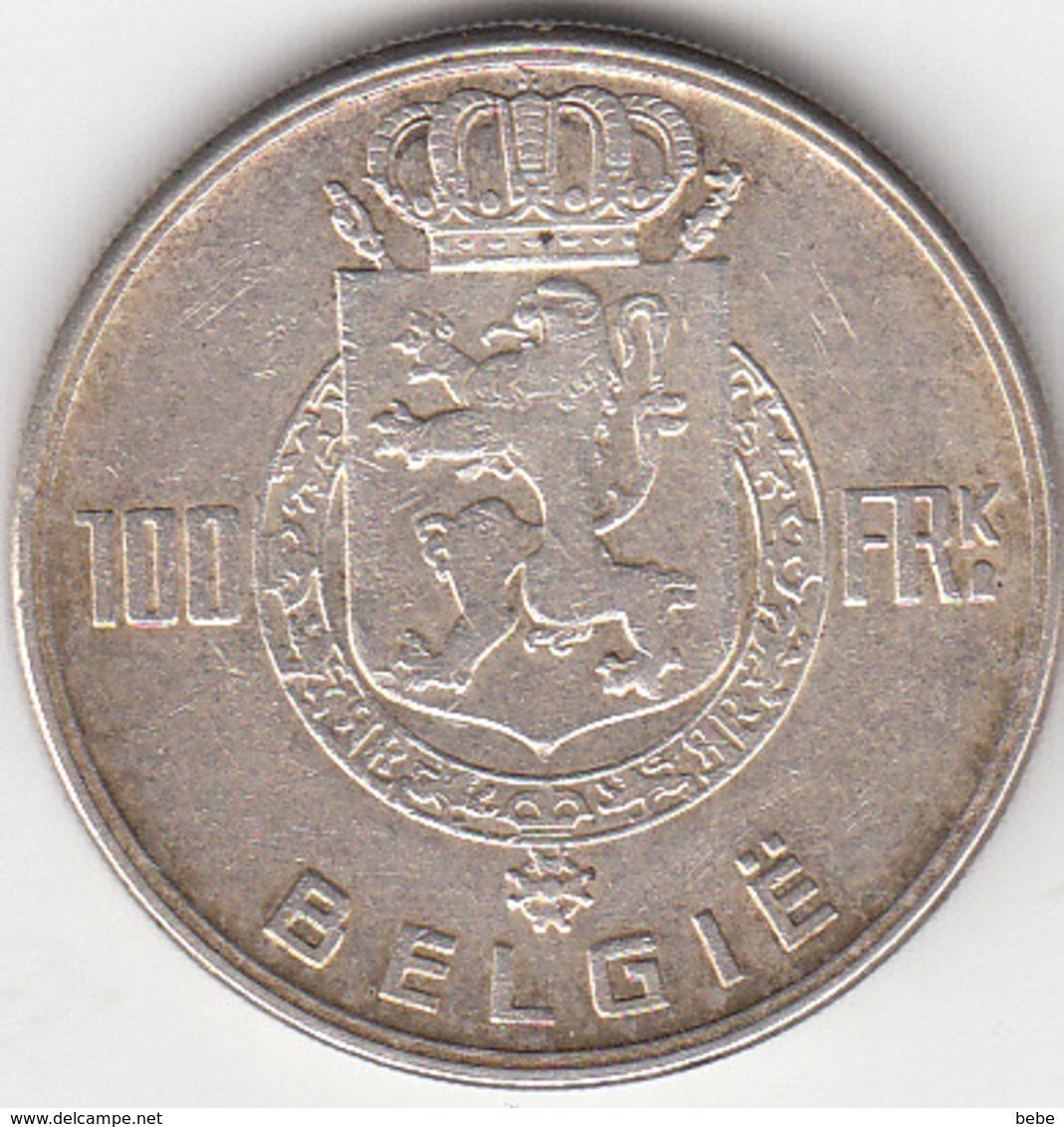 PIECE DE 100 FR 4 ROIS 1949 - 1945-1951: Régence
