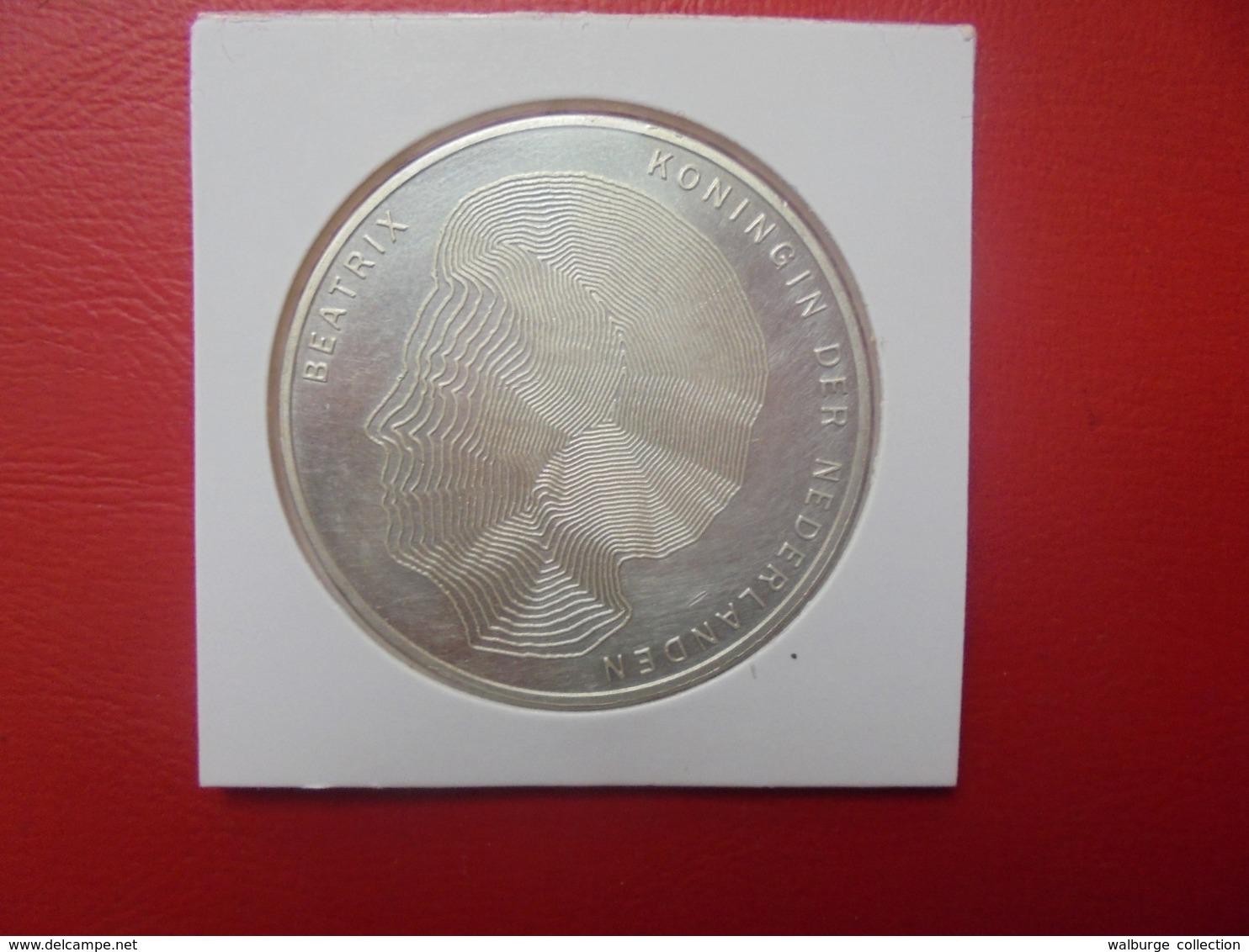 PAYS-BAS 50 GULDEN 1990 ARGENT (A.1) - [ 3] 1815-…: Königreich Der Niederlande