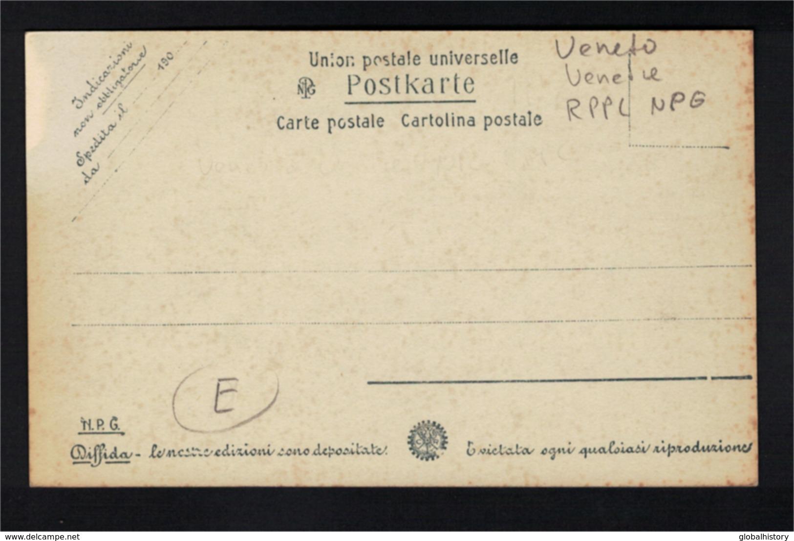 DE2712 - VENETO, VENEZIA - BRAGOZZI - SAILING BOATS - RPPC - Vicenza