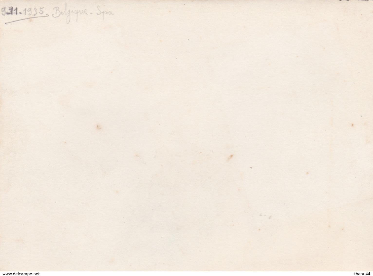 BELGIQUE  -  SPA  -  Clichés De 1935  -  Vue Sur La Ville  -  Voir Description - Spa