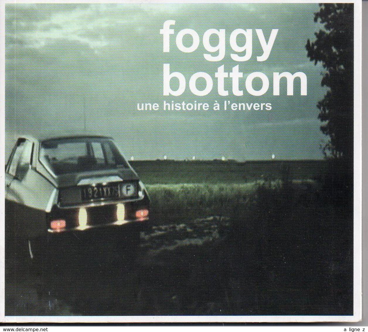 REF FRA CD Rare FOGGY BOTTOM Citroen SM Sur La Pochette - Música & Instrumentos