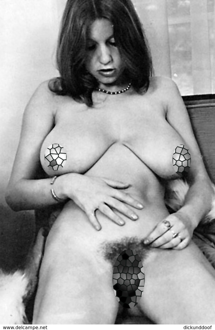 Nu- Pin Up - Erotisme ; Photographie En Noir Et Blanc Vers 1960 - Belleza Feminina (1941-1960)