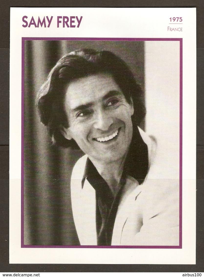 PORTRAIT DE STAR 1975 FRANCE - ACTEUR SAMY FREY - ACTOR CINEMA FILM PHOTO - Fotos