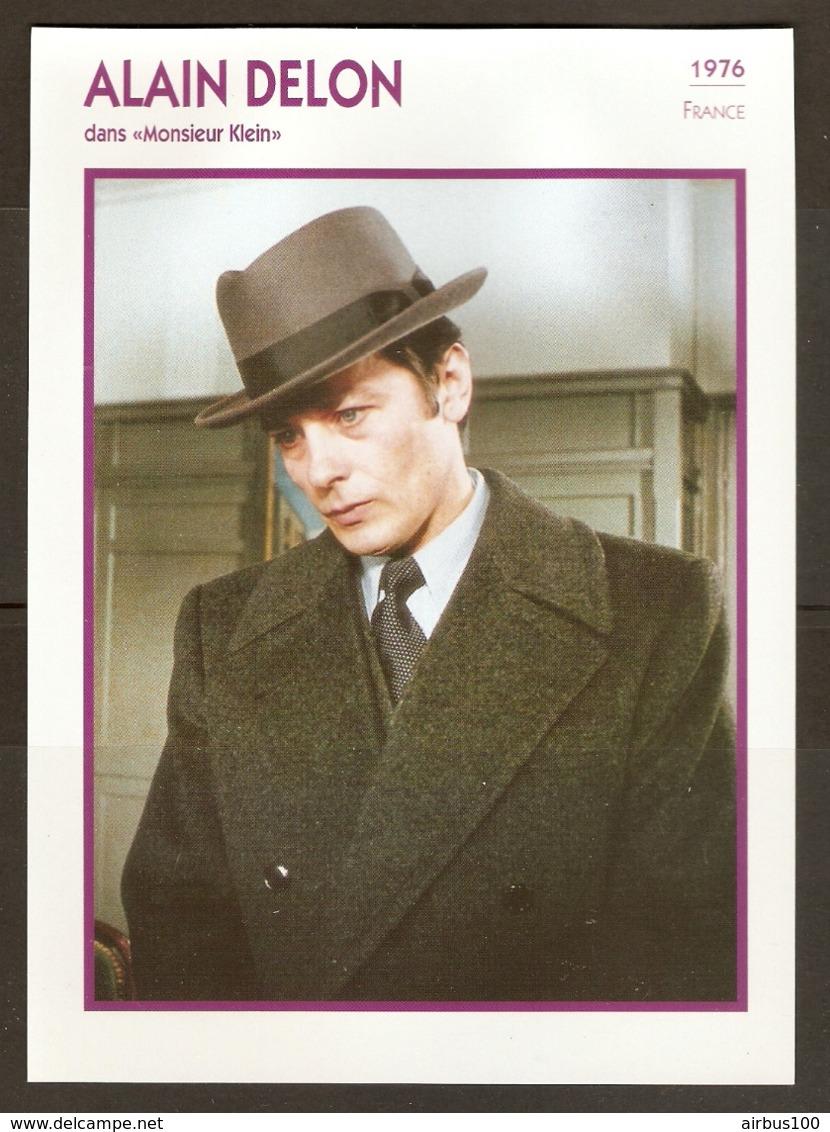 PORTRAIT DE STAR 1976 FRANCE - ACTEUR ALAIN DELON Dans MONSIEUR KLEIN - ACTOR CINEMA FILM PHOTO - Photographs
