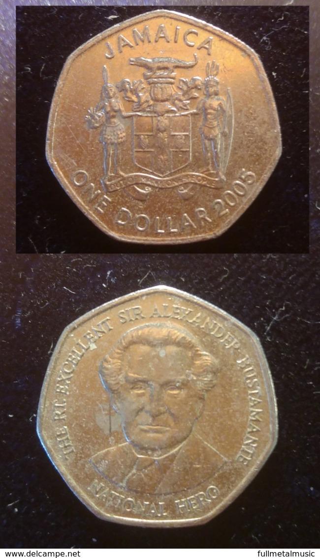 Jamaica 1 Dollar 2005 (C) - Austria
