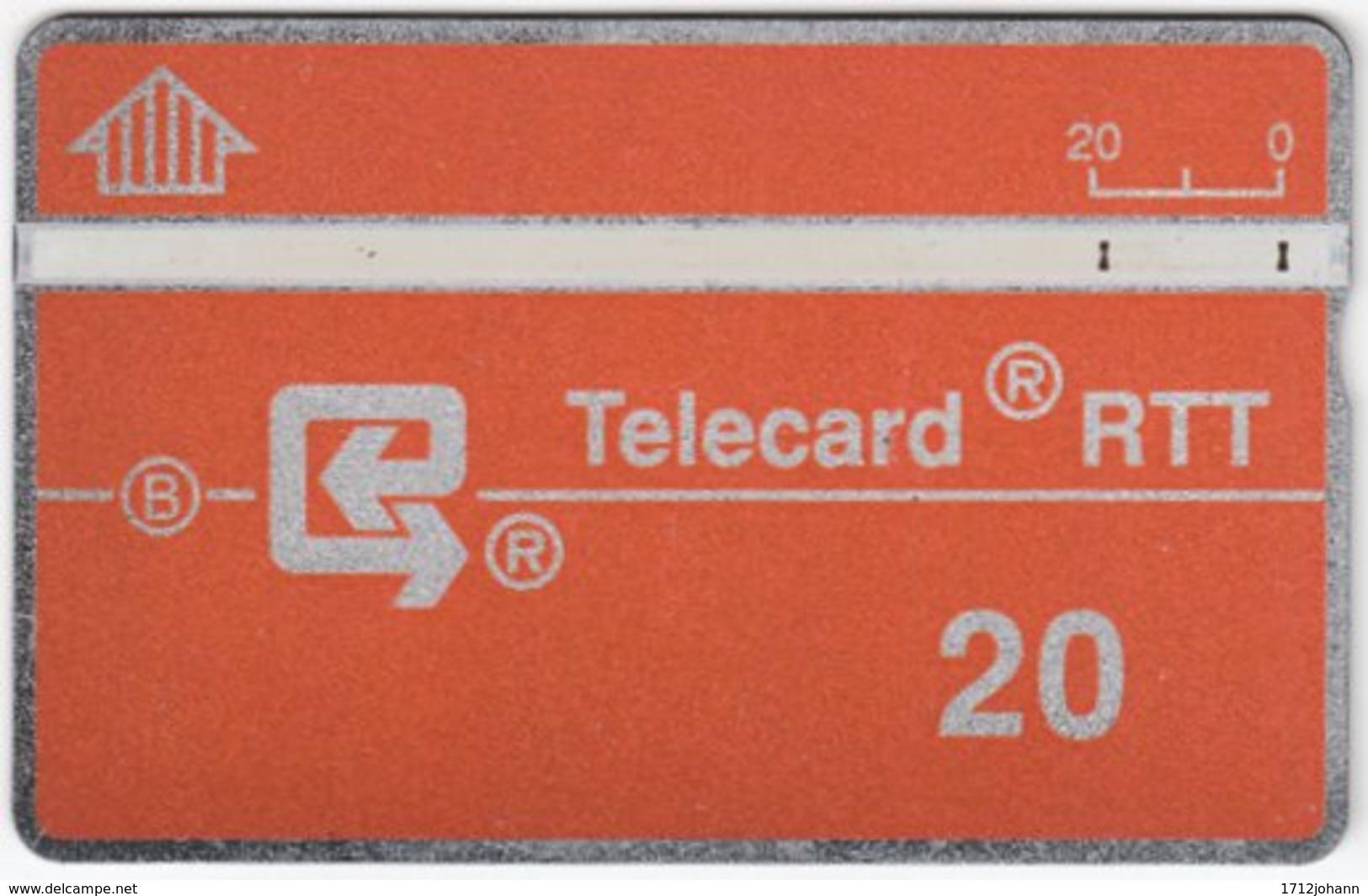 BELGIUM B-421 Hologram Belgacom - 101E - Used - Ohne Chip