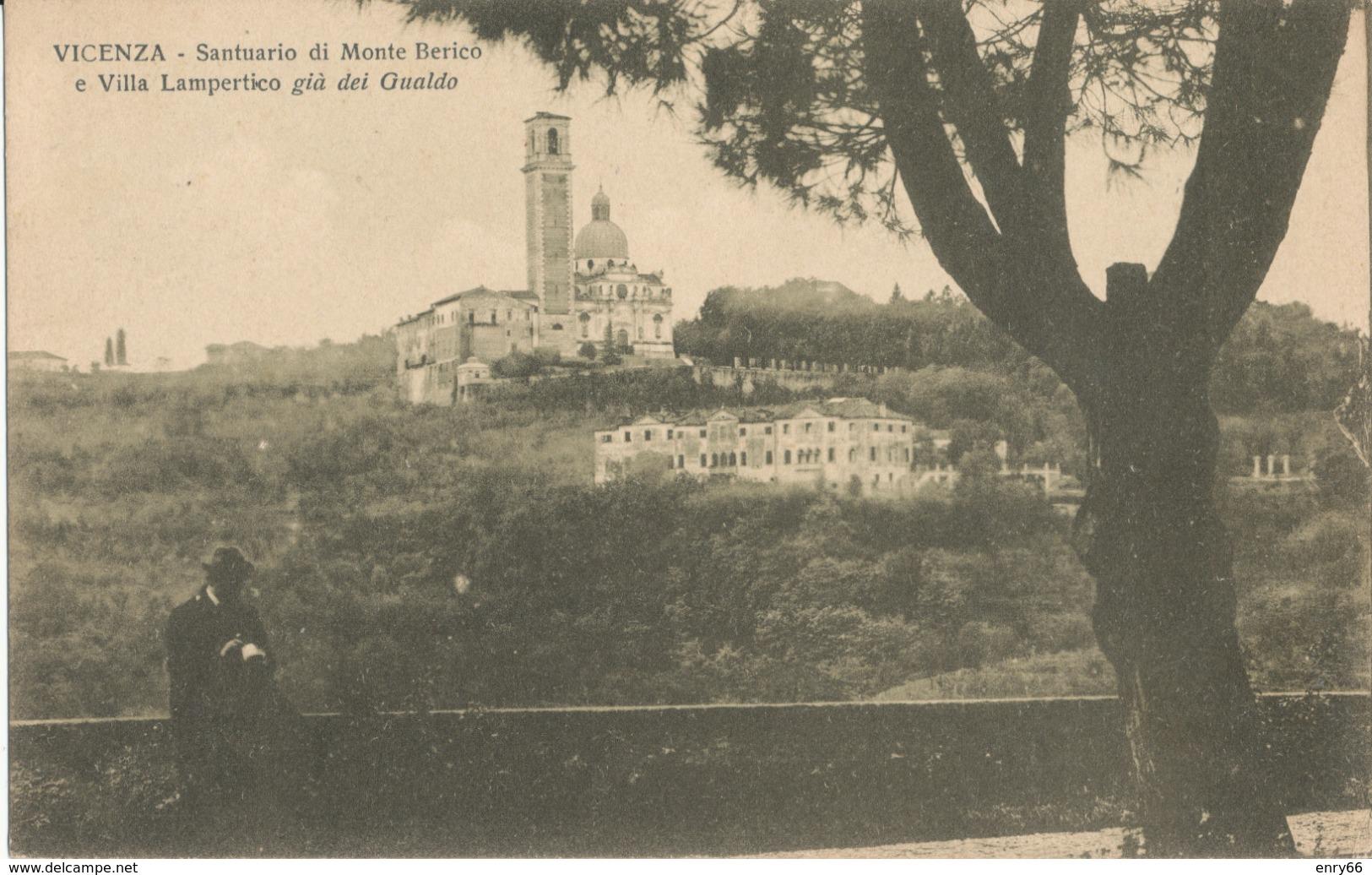 VICENZA-SANTUARIO DI MONTE BERICO - Vicenza