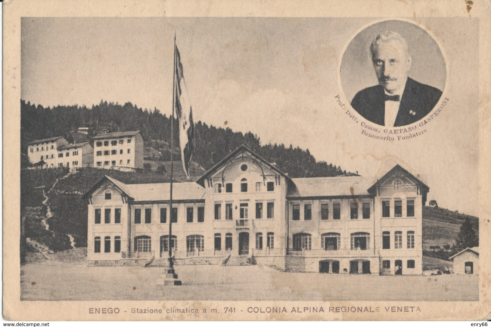 VICENZA-ENEGO STAZIONE CLIMATICA - Vicenza