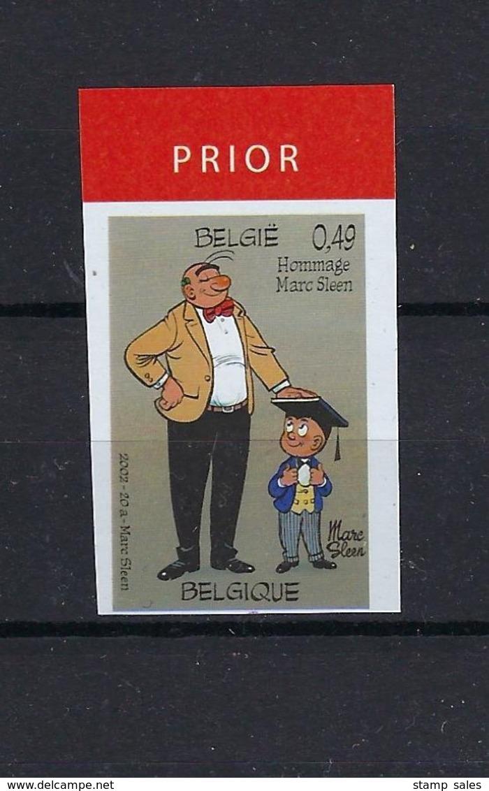 N°3144ND Nero (genummerd 410) MNH ** POSTFRIS ZONDER SCHARNIER COB € 80,00 SUPERBE - Non Dentelés