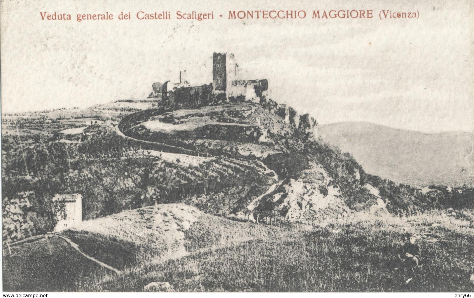 VICENZA-MONTECCHIO MAGGIORE - Vicenza