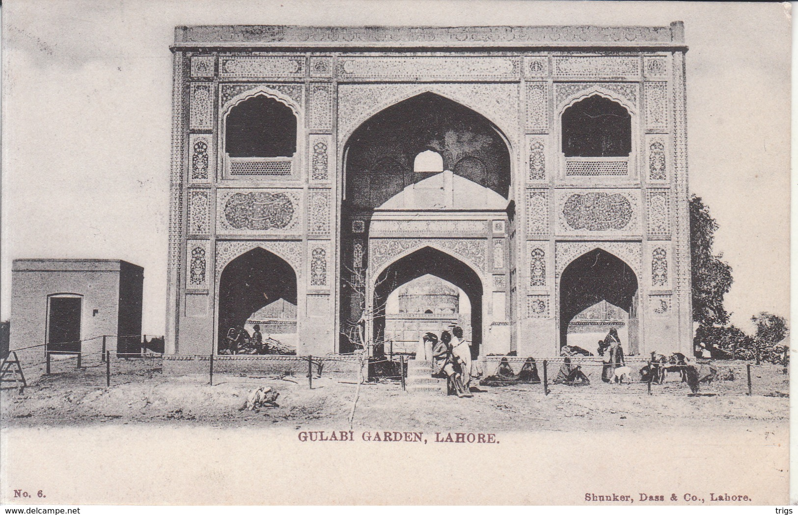 Lahore - Gulabi Garden - Pakistan