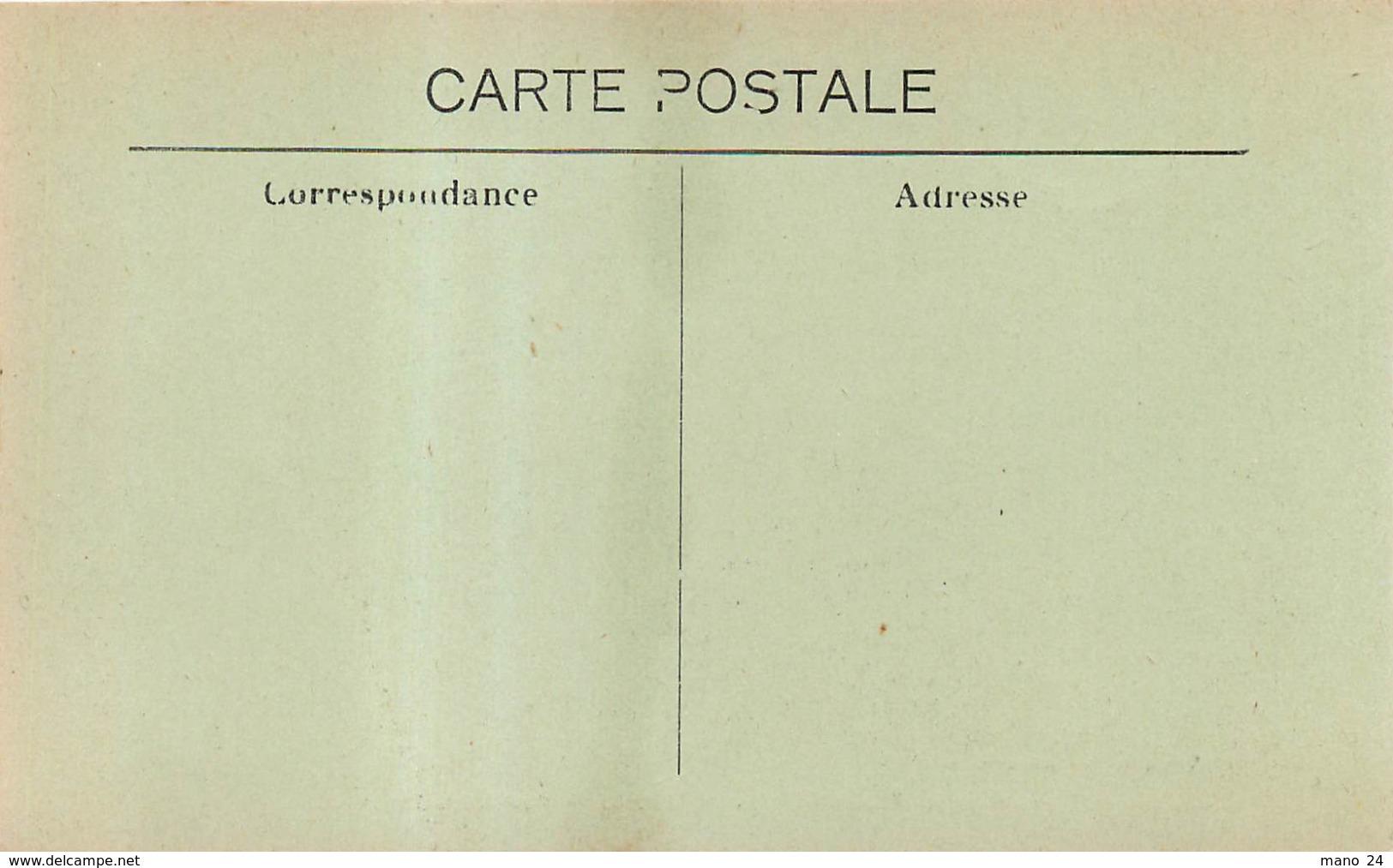 TOP 23 - Lot De 10 CPA Original , (liquidation Stock, Fin D 'activité) Animations Tous Les Scans Recto Verso - 5 - 99 Karten