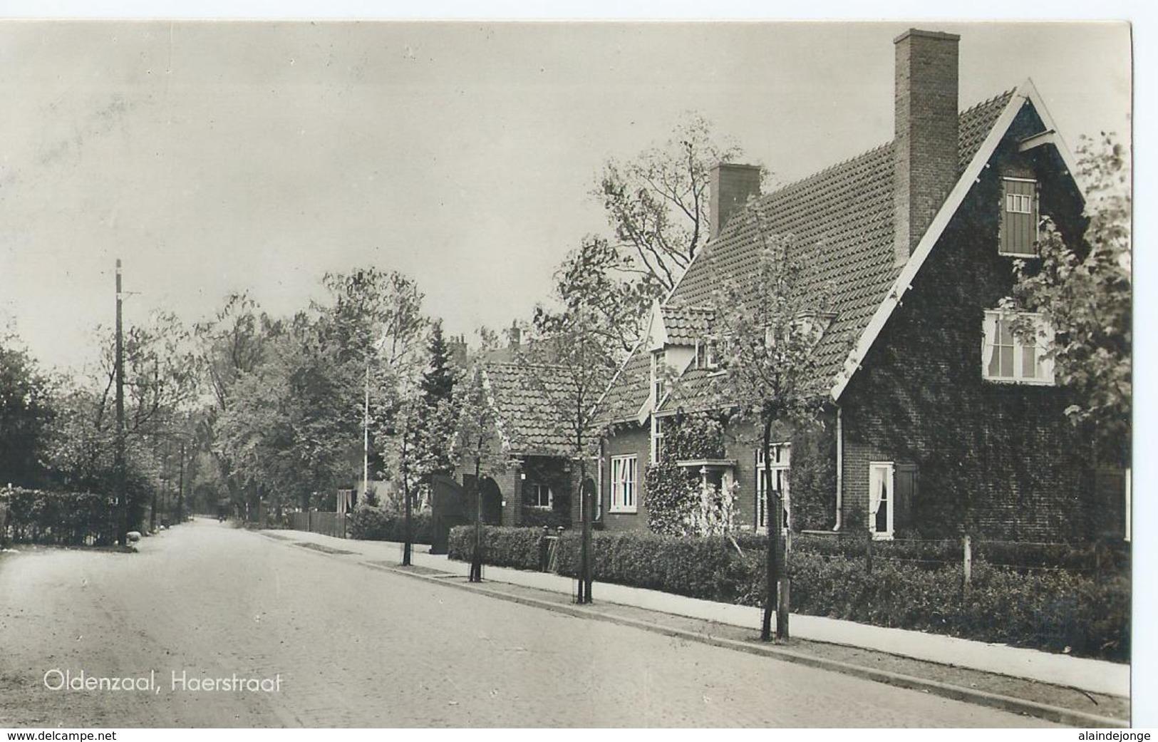 Oldenzaal - Haerstraat - 1942 - Andere