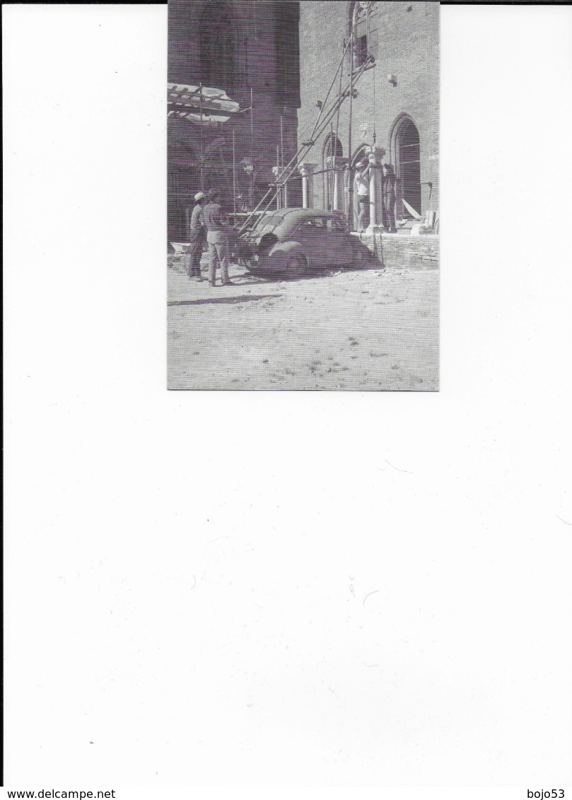 31   -  7  TOULOUSE  Reconstruction Du Cloitre Des Jacobins En 1966 - Toulouse