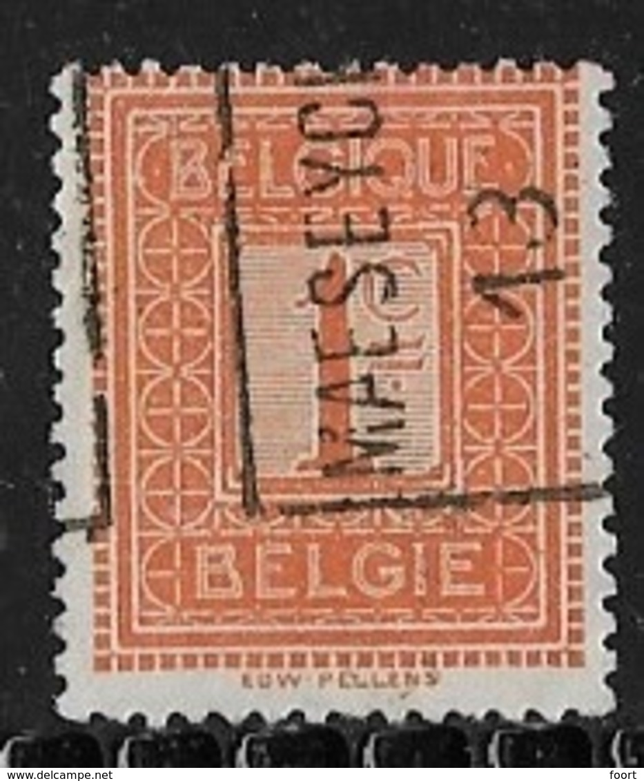 Maeseyck 1913  Nr. 2161Azz - Roller Precancels 1910-19