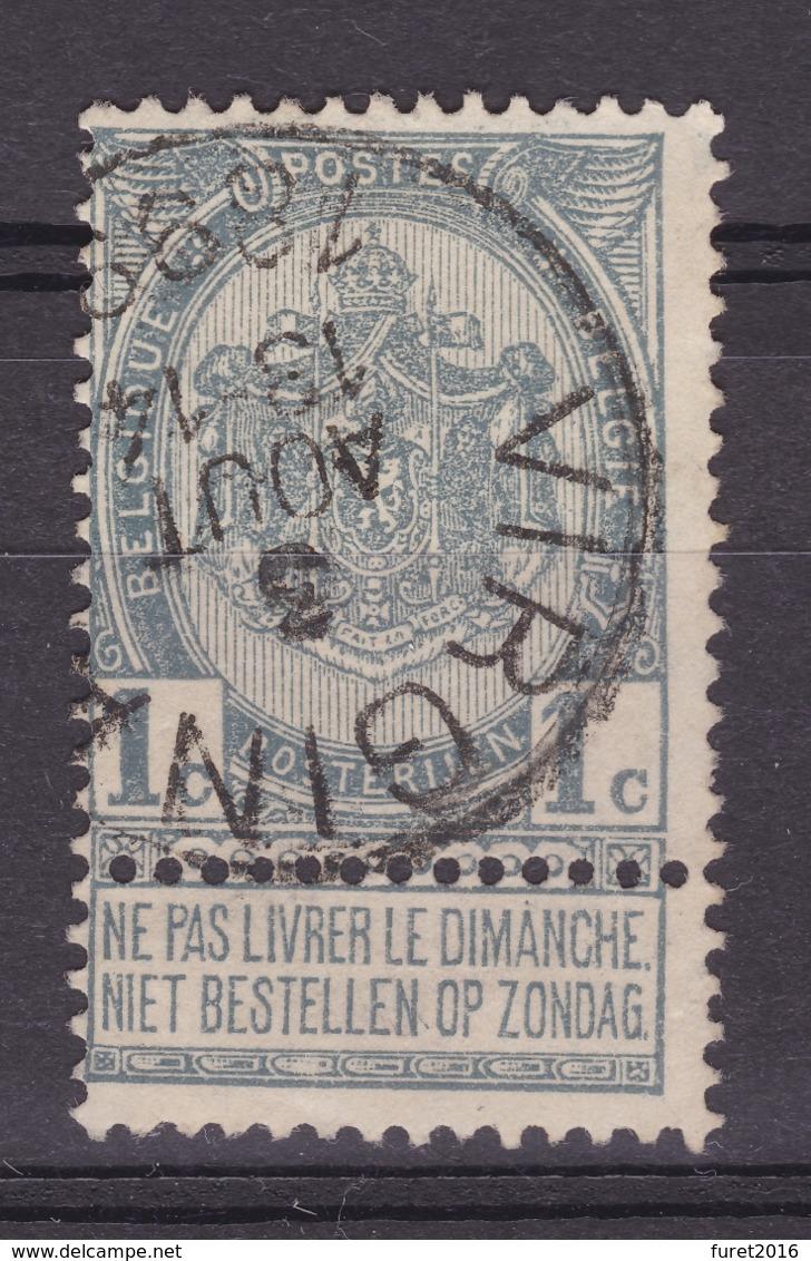 N° 53 VIRGINAL - 1893-1907 Coat Of Arms