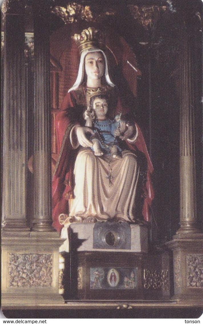 Venezuela, CAN2-0122, Nuestra Señora De Coromoto, 2 Scans.  SO3 (Module 44) - Venezuela