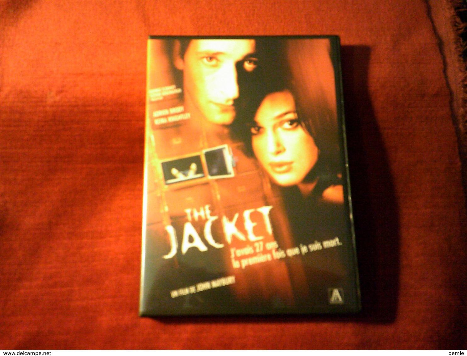 THE JACKET   °°   J'AVAIS 27 ANS LA PREMIERE FOIS QUE JE SUIS MORT - Sci-Fi, Fantasy