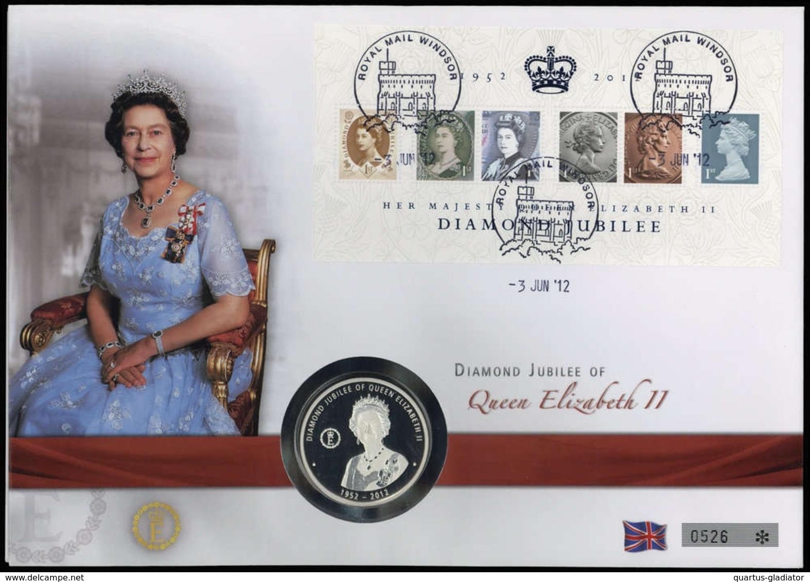 Banknoten Und Numisbriefe, Block 73 NB - Andere