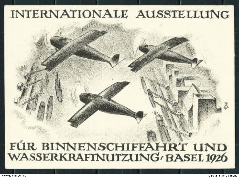 Suiza Nº A-4 (S) Primer Vuelo - Año 1926 - Aéreo