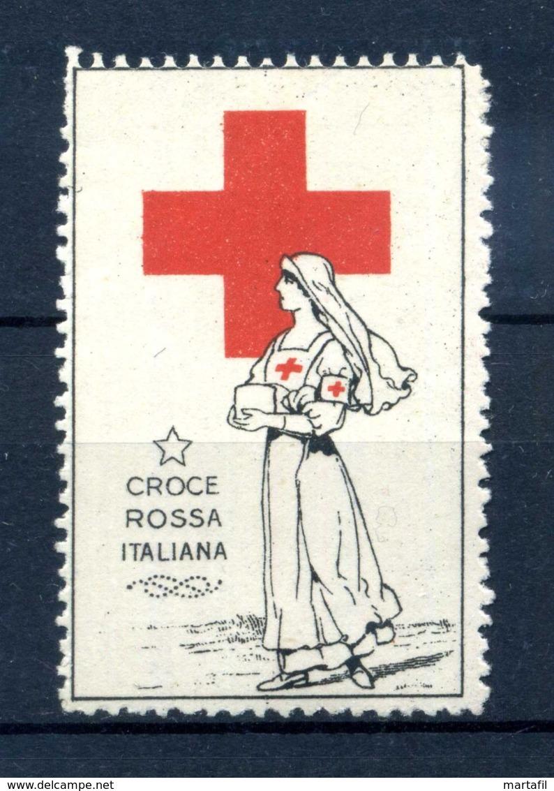ERINNOFILIA /  Croce Rossa Italiana - Erinnofilia