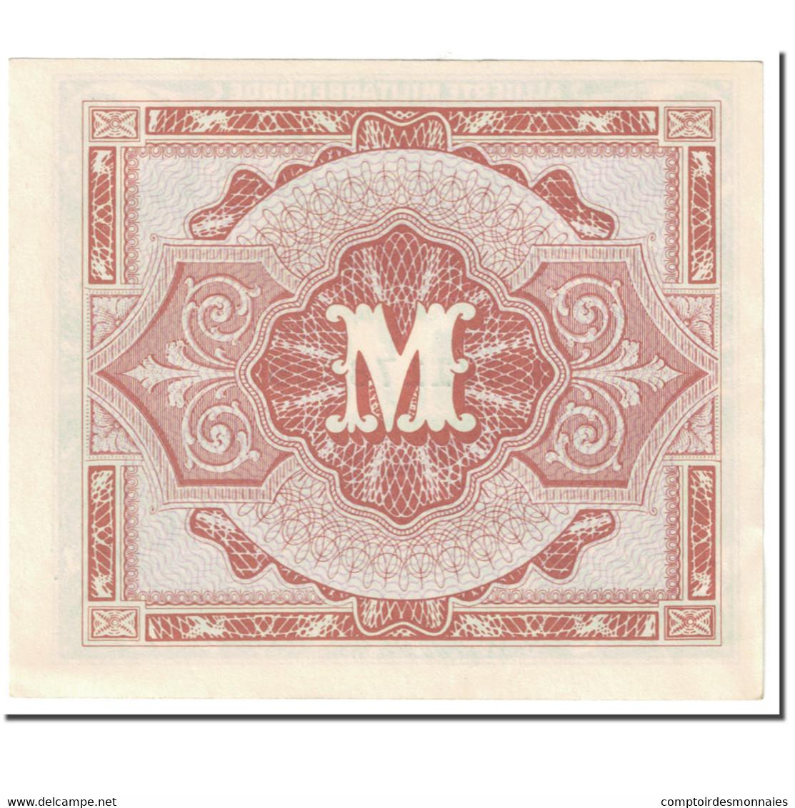 Billet, Allemagne, 1/2 Mark, 1944, SERIE DE 1944, KM:191a, SUP - 1/2 Mark