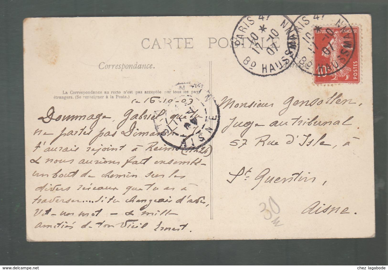 CPA (30) Environs De Pont-du-Gard - Château De Castille - France