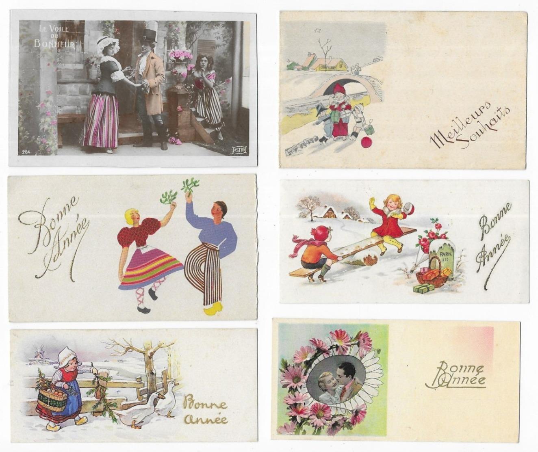 Mignonettes Lot De 100 Mignonettes - Cartes Postales