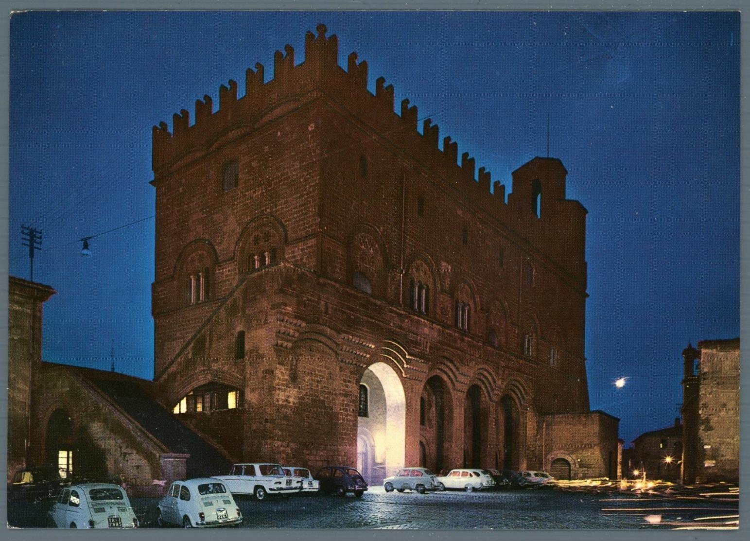 °°° Cartolina - Orvieto Palazzo Del Capitano Del Popolo Nuova °°° - Terni