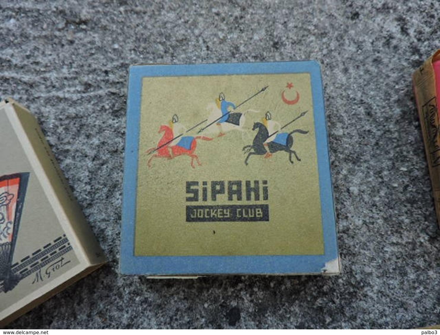 Guerre Indochine Algerie Lot 6 Paquets De Cigarettes De Collection Troupe Sipani Gitanes Celtique Armée Afrique - 1939-45