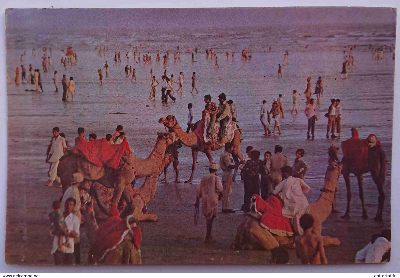 KARACHI, Pakistan - CLIFTON BEACH -   Vg - Pakistan
