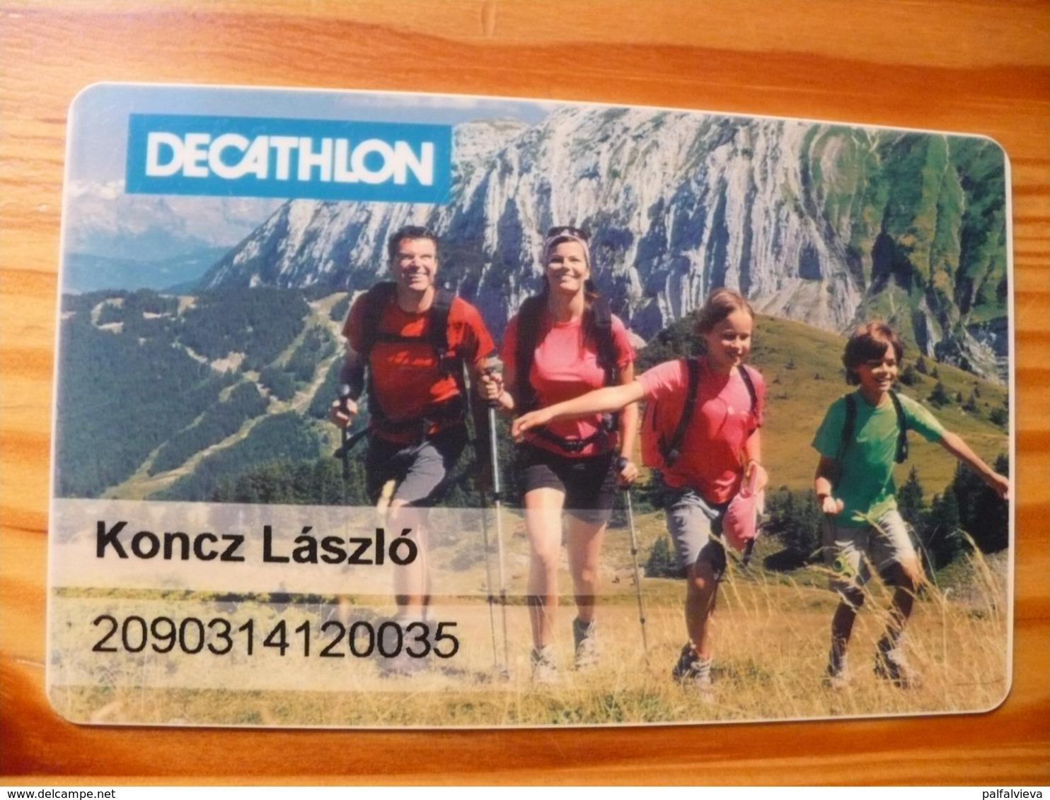 Decathlon Club Card Hungary - Sonstige
