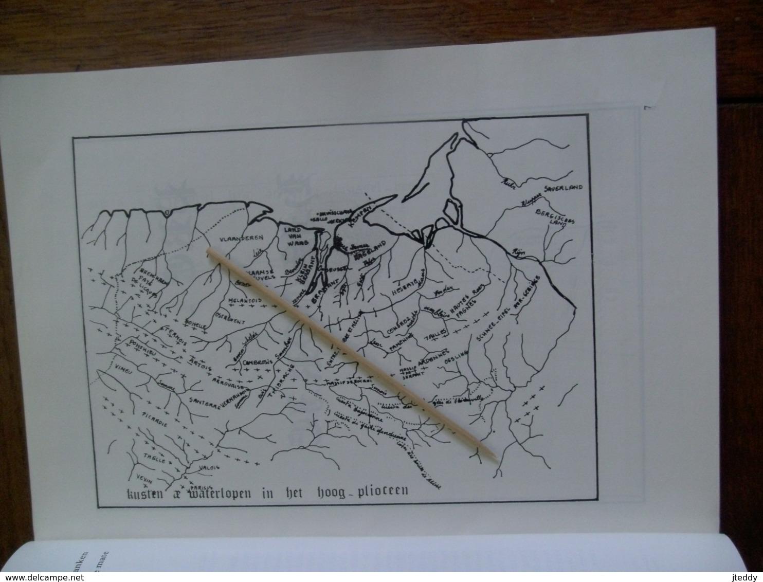 Boek   RIPULA  THAMERA  _- Rupel-- Demer - Streek  -- Klein-Brabant & De Durme--Schelde - Hoek 1981 Gesigneerd - Archéologie