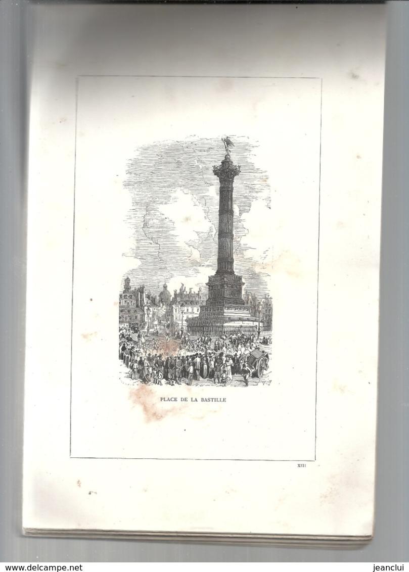 NOUVEL ALBUM DE PARIS . 95 ILLUSTRATIONS PAR LES PREMIERS ARTISTES . Monuments . Scenes De Vie ...etc ..ALBUM NON RELIE - Meccano