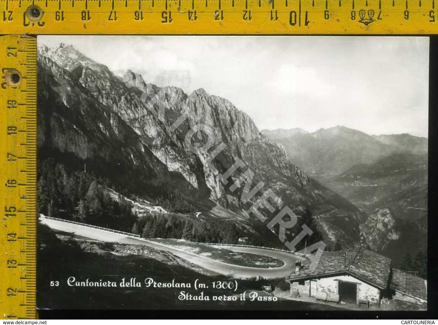Bergamo Cantoniera Della Presolana - Bergamo