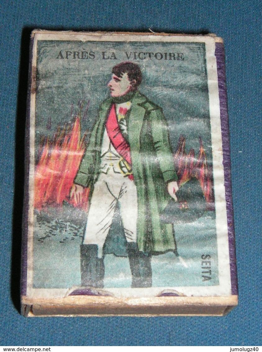 Boite D'allumettes : Napoléon : Après La Victoire - Boites D'allumettes - Etiquettes