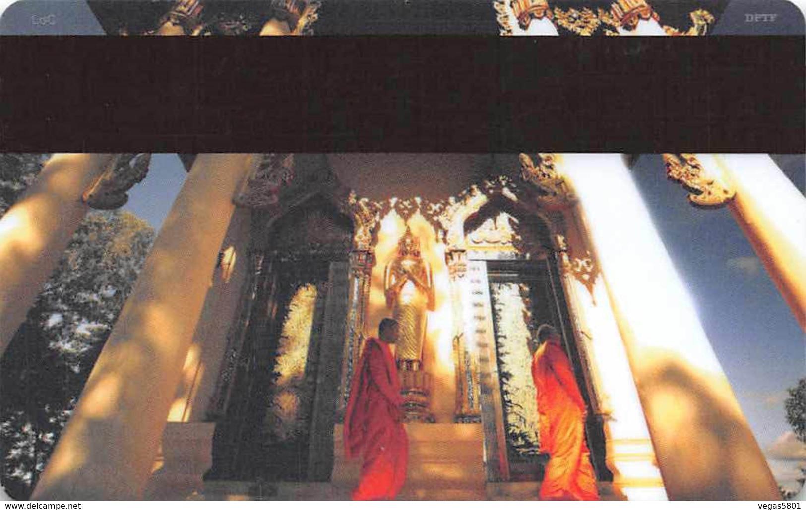 INTERCONTINENTAL - Bangkok, Thailand - Hotel Room Key Card, Hotelkarte, Schlüsselkarte, Clé De L'Hôtel - Hotelkarten