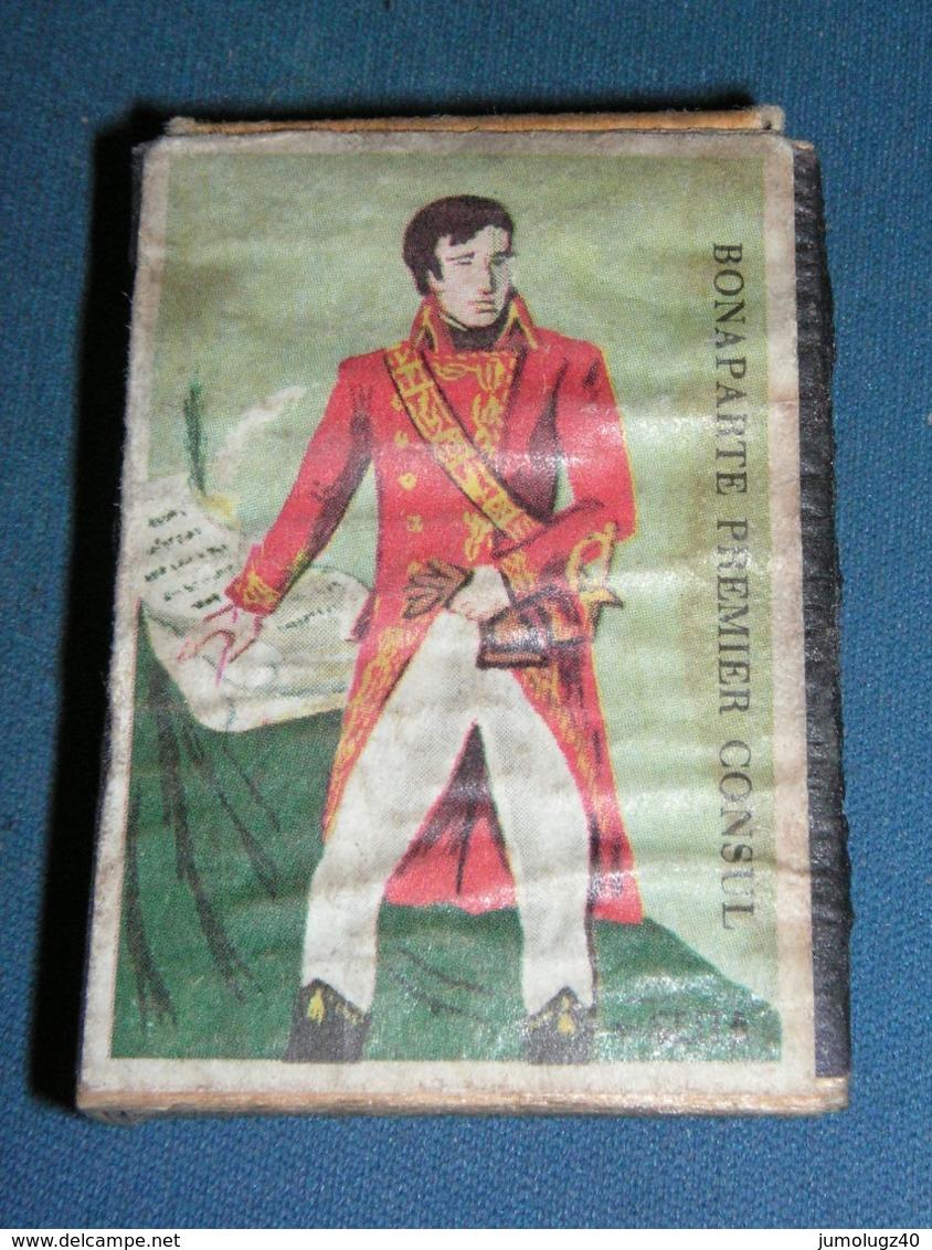 Boite D'allumettes : Napoléon : Premier Consul - Boites D'allumettes - Etiquettes