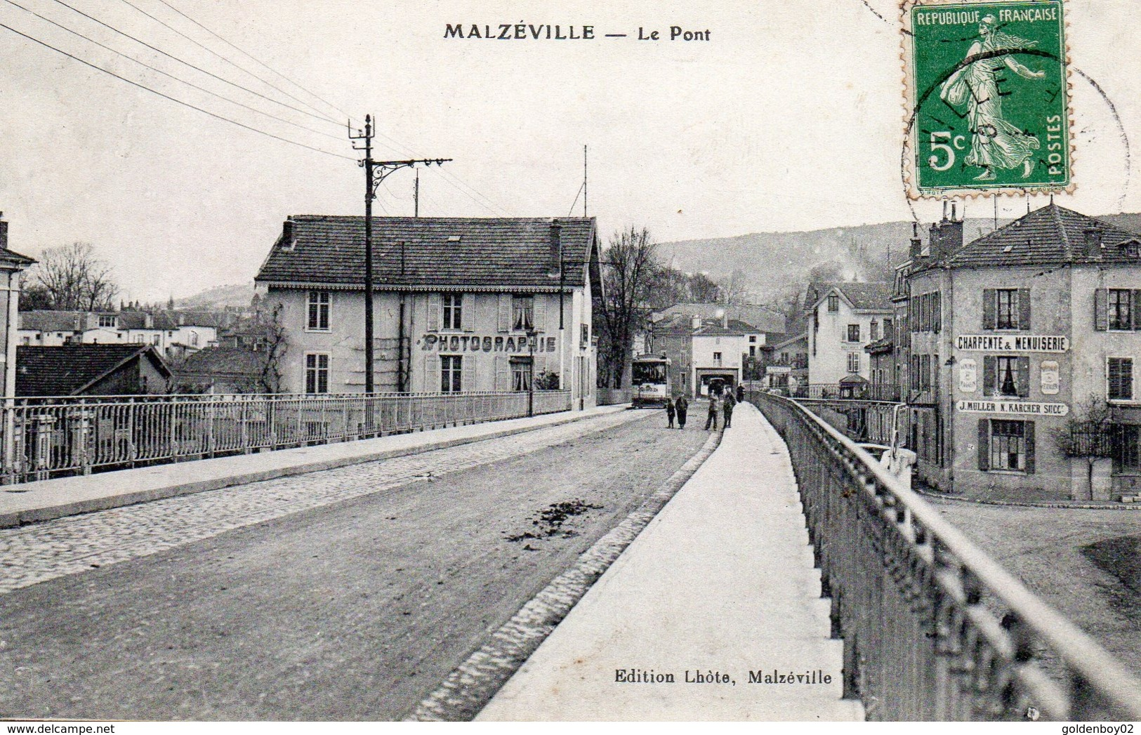 54 Malzeville , Le Pont - Sin Clasificación