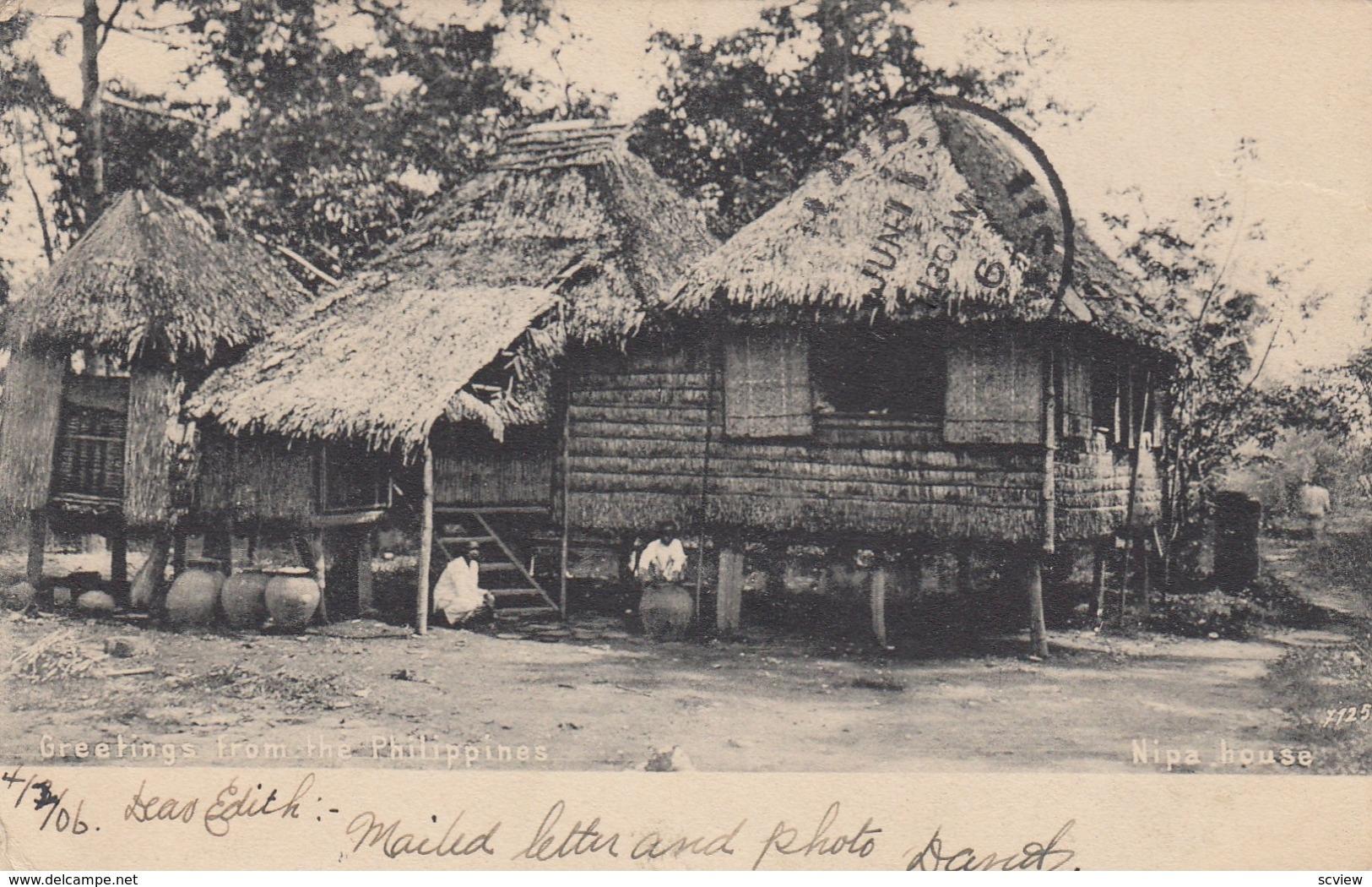 Nipa House , Philippines , 1906 - Philippines
