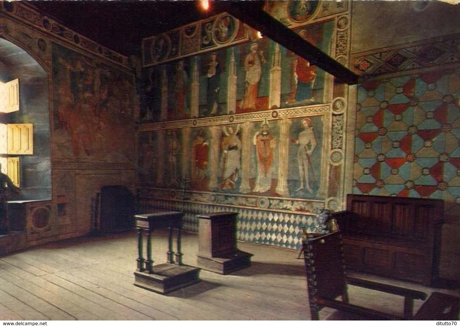 Valle D'aosta - Castello Di Fenis - La Cappella - Formato Grande Non Viaggiata – E 14 - Italy