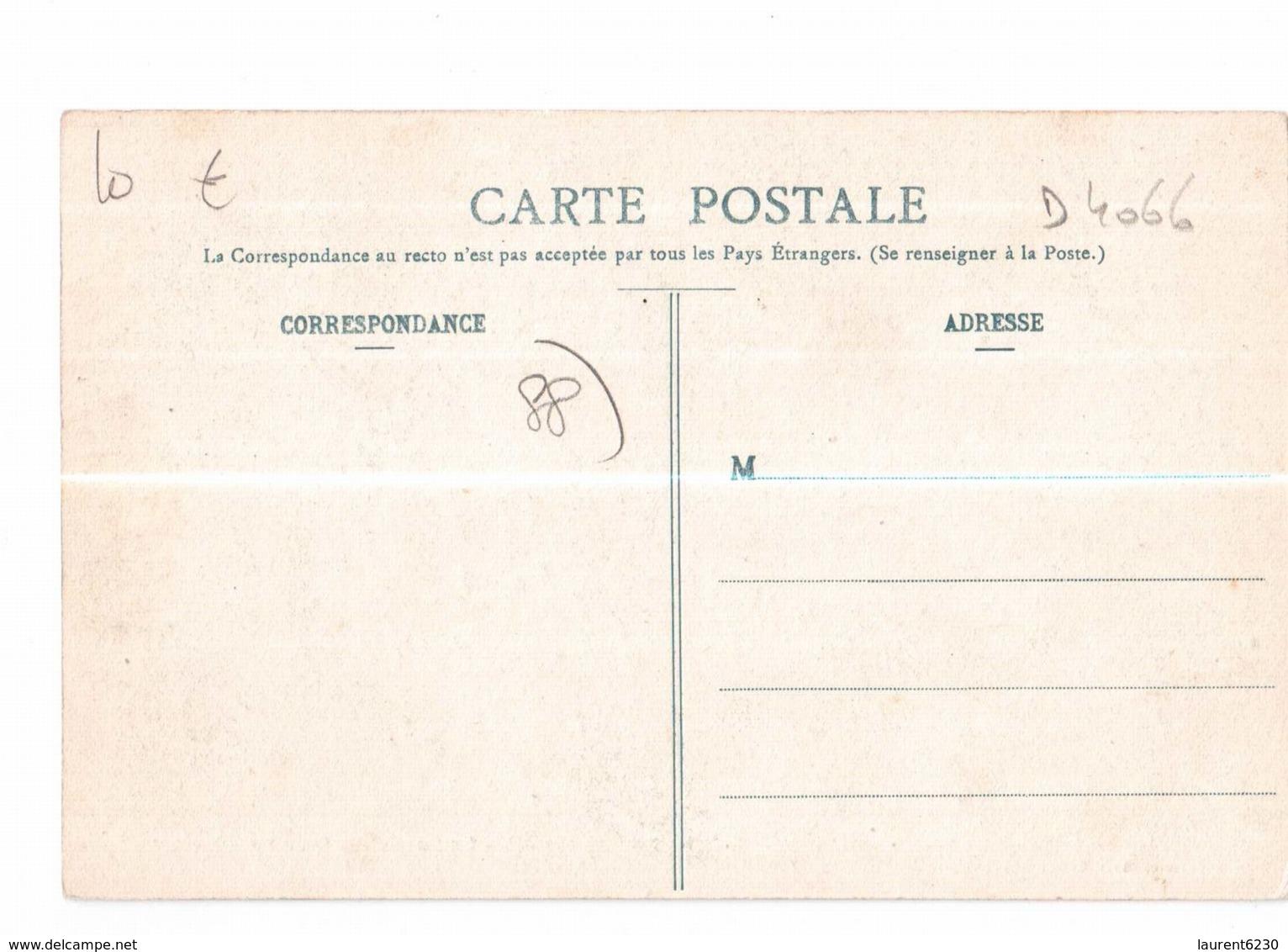 Saint-Etienne - 5e Bataillon De Chasseurs à Pied - La Sortie Du Quartier - édit. Homeyer Et Ehret 5 + Verso - Saint Etienne De Remiremont