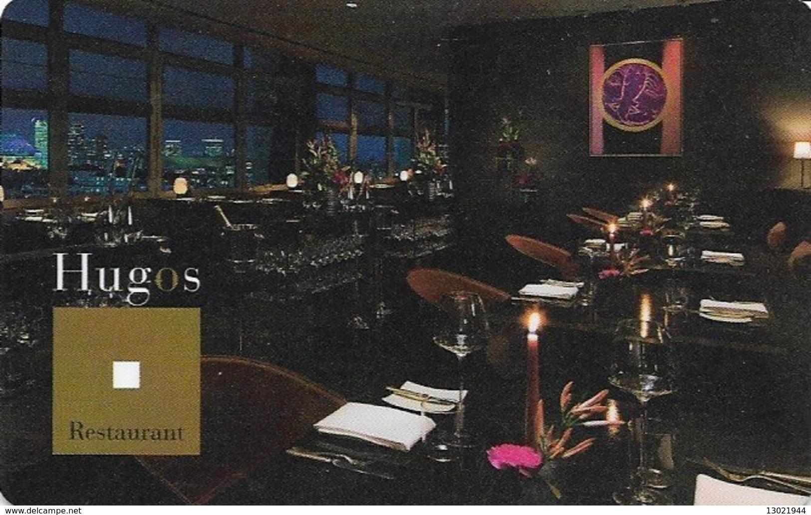 GERMANIA  KEY HOTEL  InterContinental Berlin - Hotelkarten